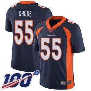 Broncos Bradley Chubb 100th Season Jersey